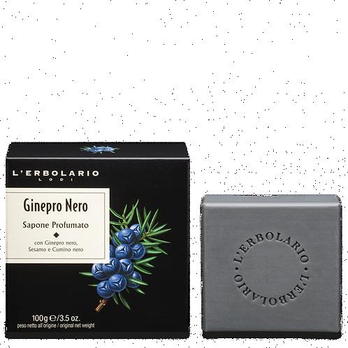 Sapone Ginepro Nero 100g