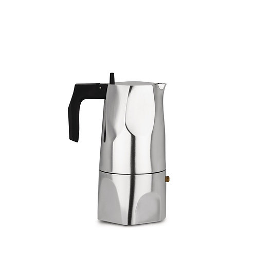 Caffettiera espresso 6 tazze - Ossidiana