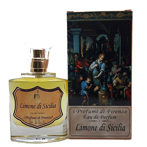LIMONE DI SICILIA - Eau de Parfum 50ml