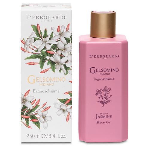 Bagnoschiuma Gelsomino Indiano 250ml