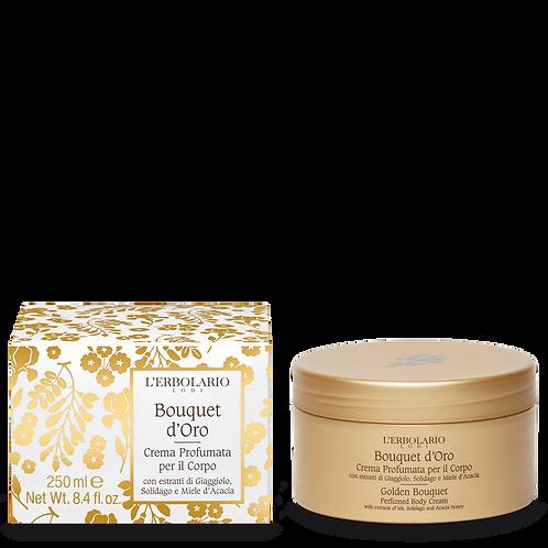 Crema Profumata per il Corpo Bouquet d'Oro 250ml