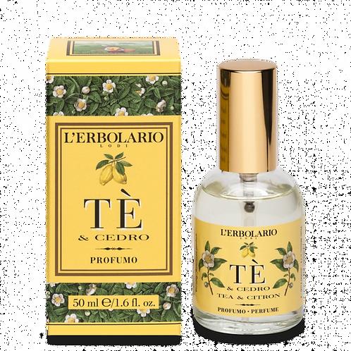 Profumo Tè & Cedro 50ml