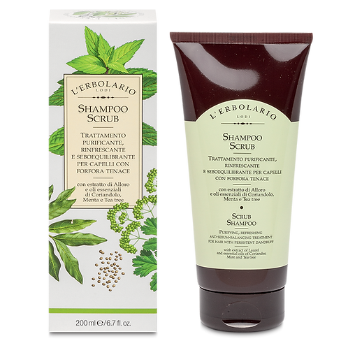 Shampoo Scrub 4.6(80 valutazioni) Trattamento purificante, rinfrescante e seboeq