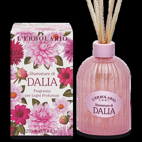 Fragranza per Legni Profumati Sfumature di Dalia 250ml