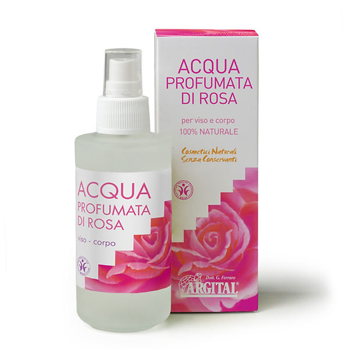 ROSE FLORAL WATER 125ml