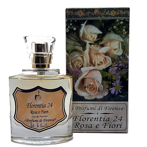 FLORENTIA 24 ROSA E FIORI - Eau de Parfum 50ml