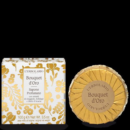 Sapone Profumato Bouquet d'Oro 100g