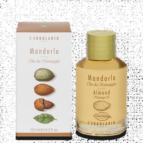 Olio da Massaggio Mandorla 125ml