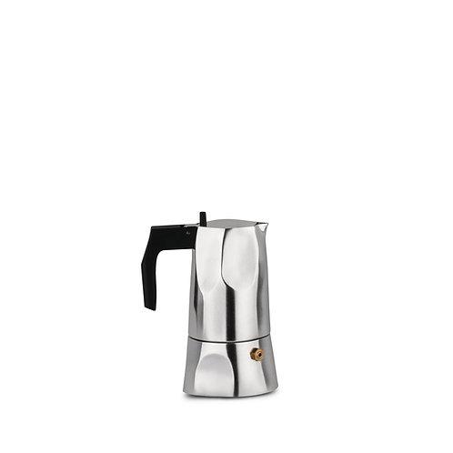 Caffettiera espresso 1 tazza - Ossidiana