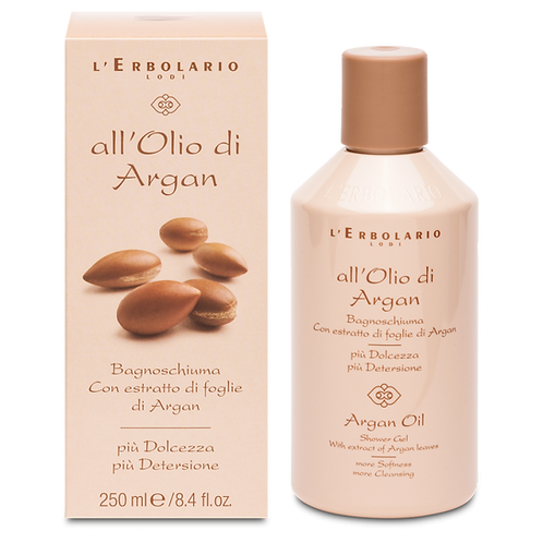 Bagnoschiuma All'Olio di Argan