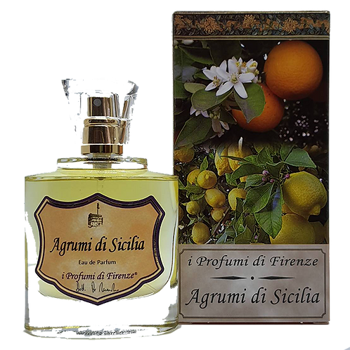 AGRUMI DI SICILIA - Eau de Parfum 50ml