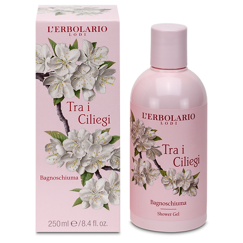 Bagnoschiuma Tra i Ciliegi 250ml