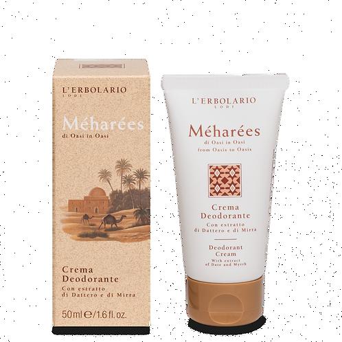Crema Deodorante Méharées 50ml