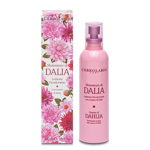 Lozione Deodorante Sfumature di Dalia 100ml