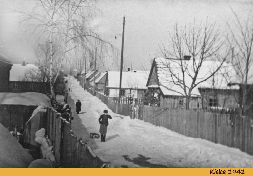 Getto in Kielce 1941
