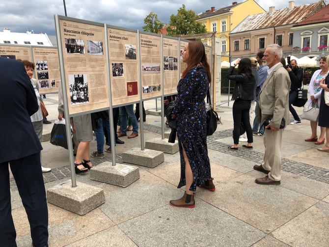 תערוכה: תרומת יהודי קילצה להתפתחות העיר