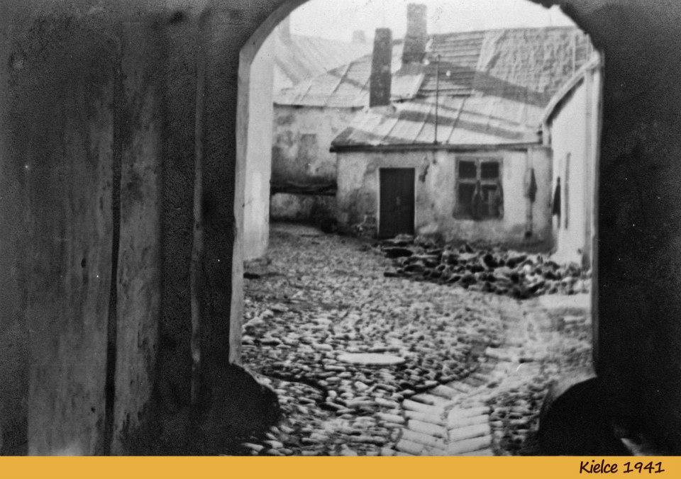 Getto in Kielce 1941 -2