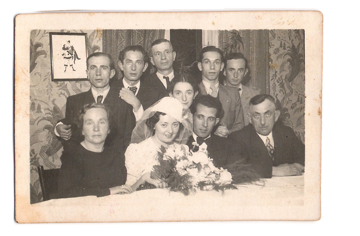 1938 - Sala and Hershel wedding_2.jpg