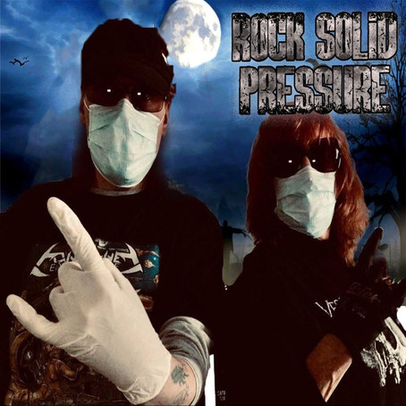 Rock Solid Pressure: New Metal!