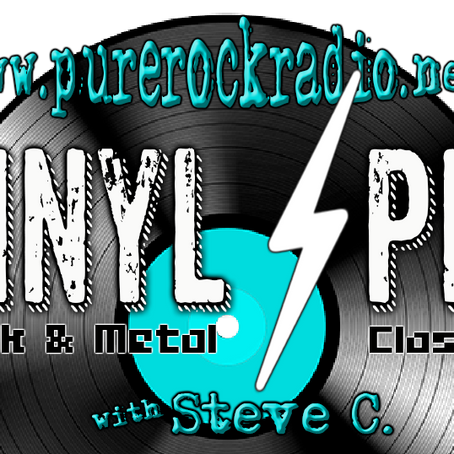 VINYL SPIN: Ratt/Black Sabbath/Hydra/Y&T/Deep Purple & more!