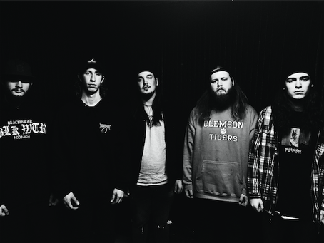 """KNOCKED LOOSE Premieres New Song """"THE RAIN,"""" Today"""
