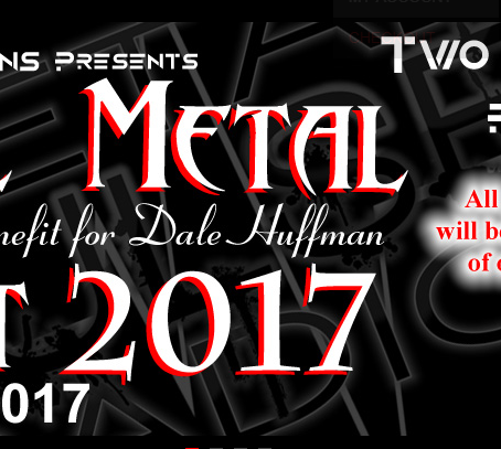 SOCAL METAL FEST 2; Largest all Christian 2017 metal festival!