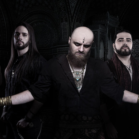 "Prog-Metal Band VIKRAM Presents New Video ""Requiem For Salem"""