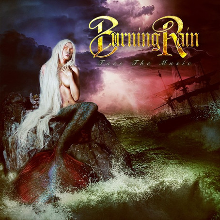 (Record Review Tuesday) Burning Rain - Face the Music