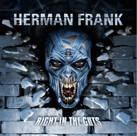 "HERMAN FRANK to Re-Release ""Loyal To None"" and ""Right In The Guts"" Sept. 9th!"