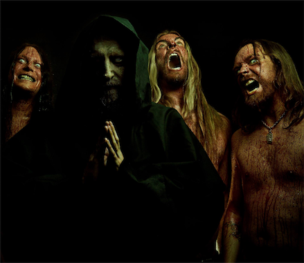 Sweden's BLOODBATH forced to postpone North American tour!