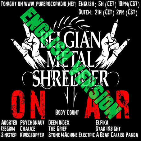 Belgian Metal Shredder: Mostly Extreme (English Version)