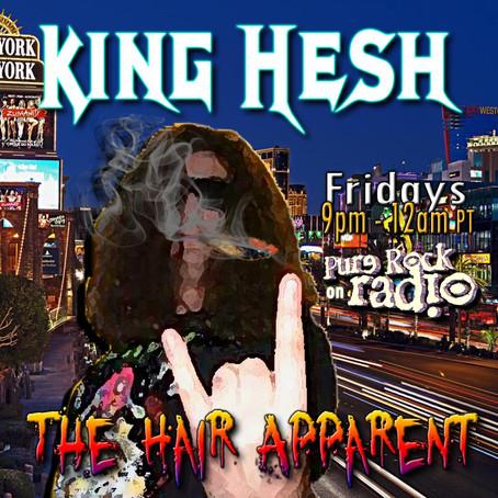 King Hesh: Steel Panther/Vandenberg/BPMD Premieres!