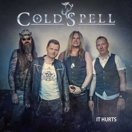 "COLDSPELL release new video ""It Hurts"" shot at Rock City Stockholm Festival in April"