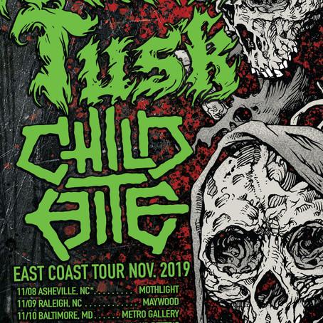 BLACK TUSK Kick Off U.S. Headlining Dates Tomorrow (11/08)