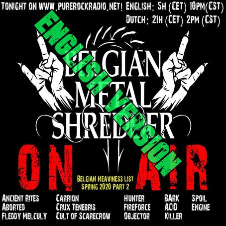 Belgian Metal Shredder: Belgian Heaviness (Part 2) [English]