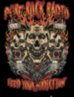 Pure Rock Radio Molenoise Triple Skull