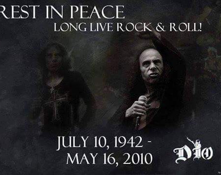 KING HESH: Remembering RONNIE JAMES DIO