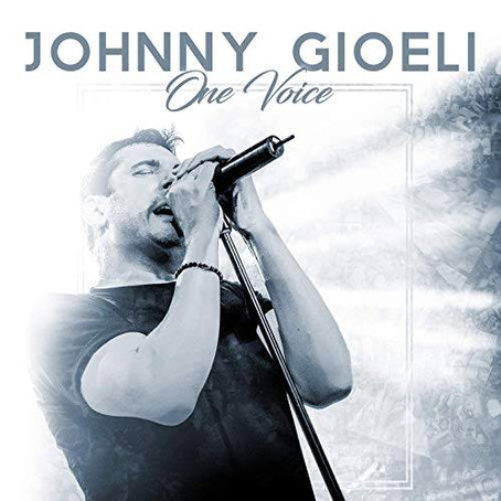 (Record Review Tuesday-ish) Johnny Gioeli - One Voice