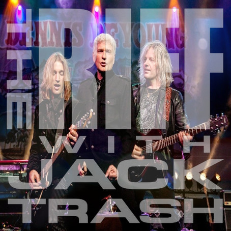 The Riff with Jack Trash: Dennis DeYoung