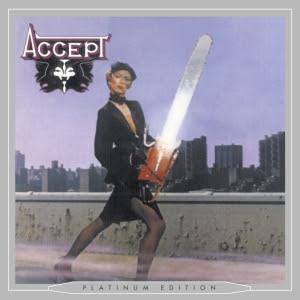 """Platinum Editions"" of 1st four ACCEPT albums out April 14th!"