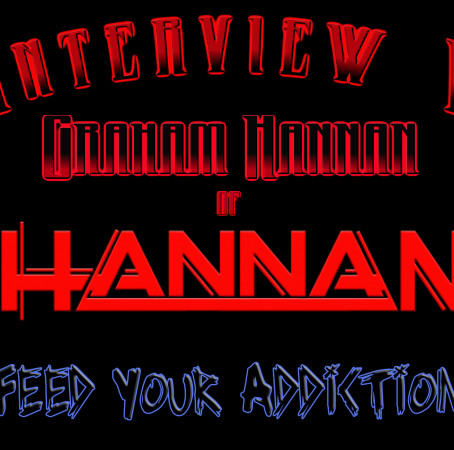 Nitewind's Rock 'n' Roll Café: Graham Hannan of Hannan