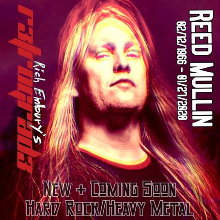 Rich Embury's R3TR0GRAD3: NEW Rock & Metal + Reed Mullin Tribute
