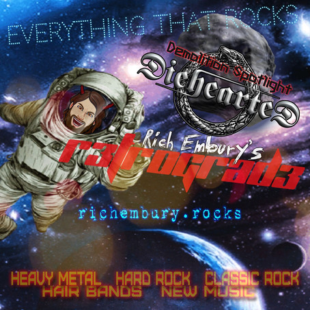 (Podcast) Rich Embury's R3TR0GRAD3: W.A.S.P, Women & Diehearted!