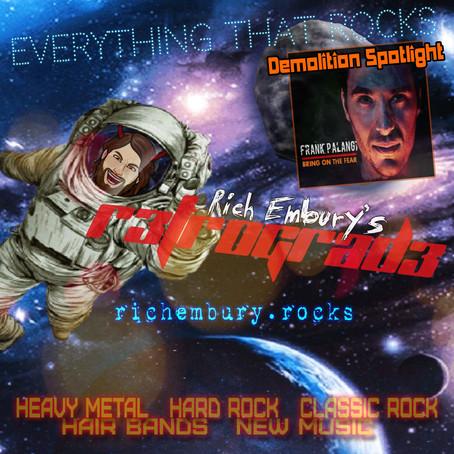 (Podcast) Rich Embury's R3TROGRAD3: Fresh Metal & Frank Palangi