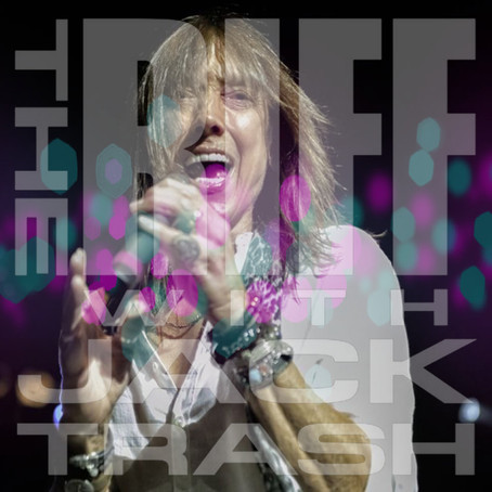 The Riff with Jack Trash: Jeff Keith of Tesla