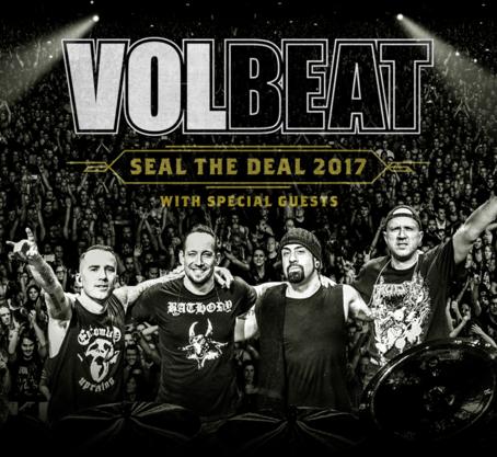 "VOLBEAT debut ""Black Rose"" lyric video; New US headline dates!"
