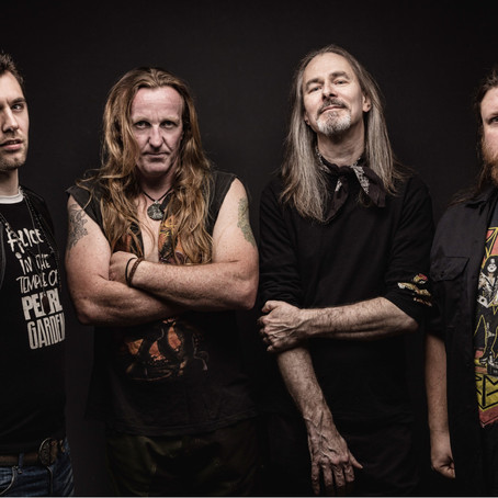 NWOBHM band TRESPASS sign 2 album deal with Mighty Music; New album late 2017!