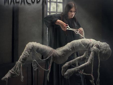 MALACODA unleash new TV Horror inspired video 'Penny Dreadful'; New EP 'Ritualis Aeterna