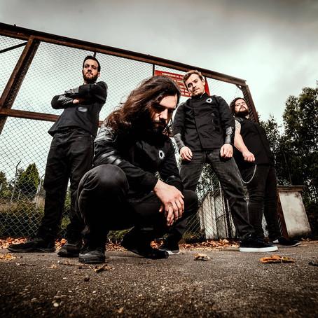 """Portuguese prog death APOTHEUS drop new song """"The Darkest Sun"""" (Black Lion Records)"""