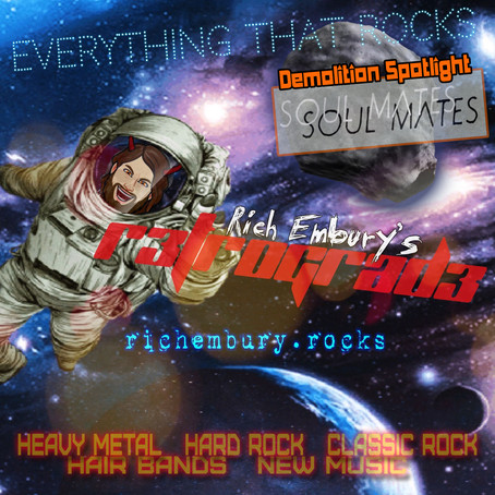 (Podcast) Mostly NEW Metal & Soul Mates - Rich Embury's R3TROGRAD3!